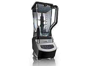 Ninja 1000 Watts Blender NJ600, Silver/Black, 72 Oz (Certified Refurbished)