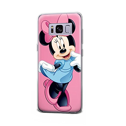 GSPSTORE Galaxy S8 Plus Case Disney Cartoon Mickey Minnie Mouse Hard Plastic Protector Cover For Samsung Galaxy S8 Plus #12