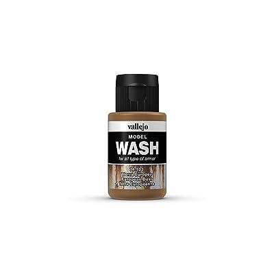 Vallejo European Dust Model Wash: Toys & Games