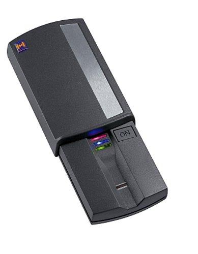Hörmann FFL12 868-BS BiSecur - Lector de huella dactilar inalámbrico