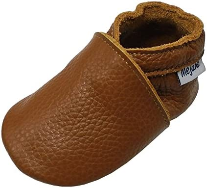 Mejale Toddler Leather Moccasins Pre Walkers product image