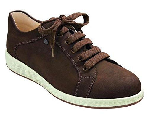 FinnComfort BRADFORD 1270260233 Mens Lace-Up Shoe Brown J4Ulp