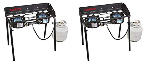 Camp Chef EX60LW Explorer 2 Burner Outdoor Camping...