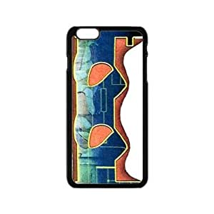 Abstract artistic cartoon design Cell Phone Case for Iphone 6 Plus