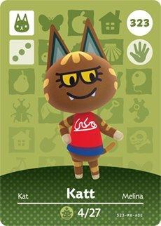 Nintendo Animal Crossing Designer Amiibo 3ds