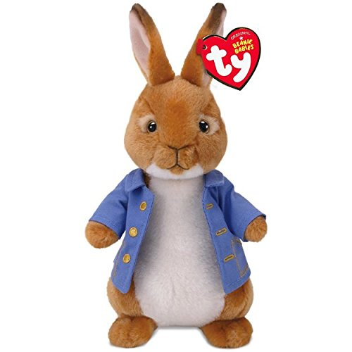 TY Peter Rabbit Plush - PETER RABBIT