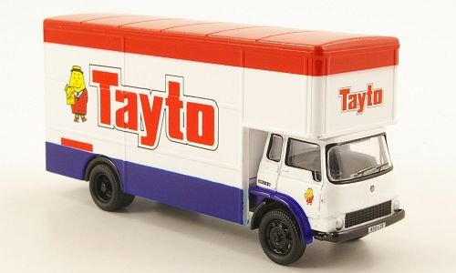bedford-tk-mr-tayto-model-car-ready-made-oxford-176