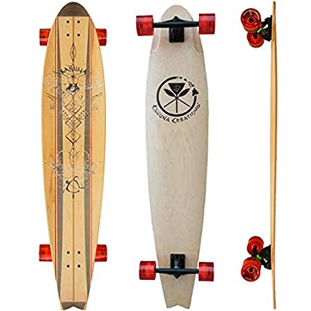 Kahuna Creations - Pohaku Surf Rider 48-Inch Longboard | Master-Crafted