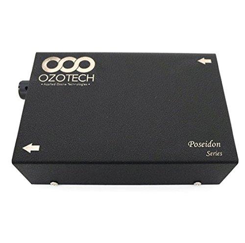 - Ozotech Poseidon 220 Ozone Generator - Black Edition