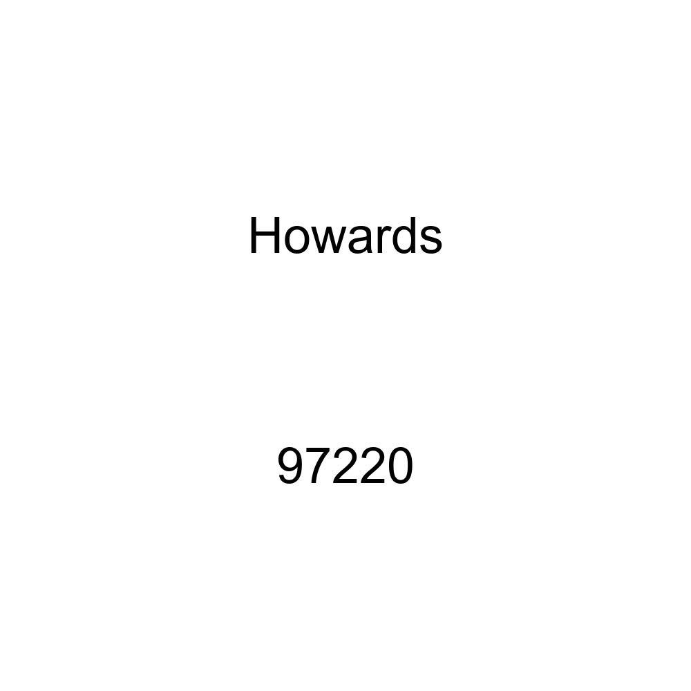 Howards 97220 1.5000 Height Titanium Valve Spring Retainer