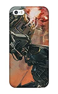 Best 4514275K759190309 ikaruga shooter arcade Anime Pop Culture Hard Plastic iPhone 5/5s cases