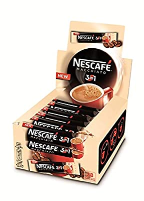 Nescafe 3 in 1 Instant Coffee Single Packets by Nestle