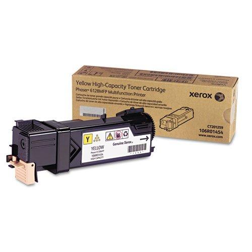 (Xerox 106R01454 Toner Cartridge (Yellow,1-Pack))
