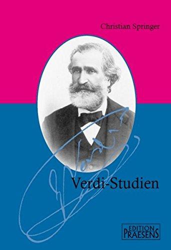 Verdi-Studien