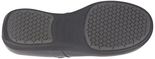 SoftWalk Women's Meredith Clog Grey Patent amazon cheap online 1s7xnkk