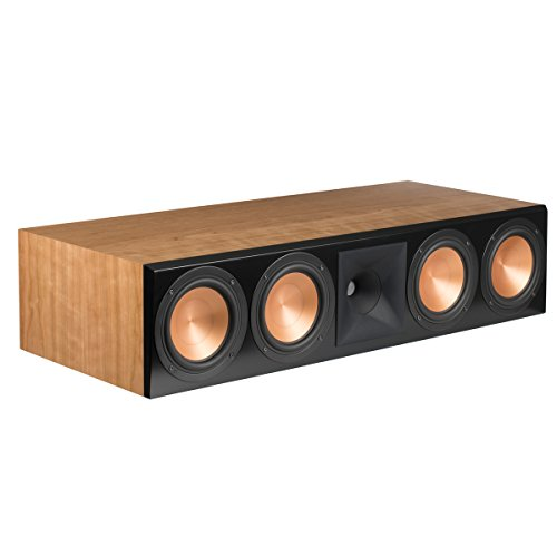 Klipsch RC-64 III Center Channel Speaker (Natural Cherry) by Klipsch