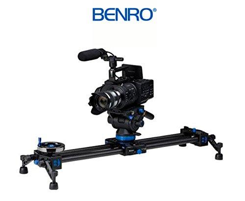Benro MoveOver8 Dual Carbon Rail Slider - 900mm (C08D9)