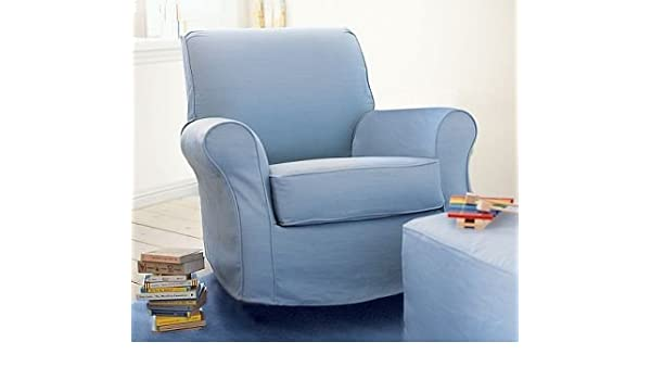 Pleasant Amazon Com Pottery Barn Kids Lullaby Swivel Glider Caraccident5 Cool Chair Designs And Ideas Caraccident5Info