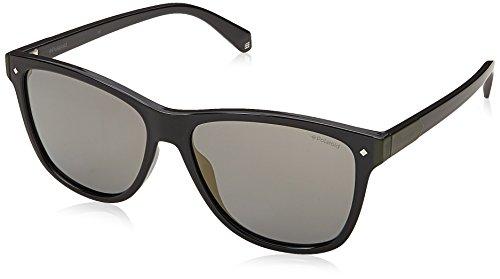 Sol Negro Black PLD S Gafas 56 Adulto Unisex LM Polaroid Grey de 6035 807 ZPqUUx0v