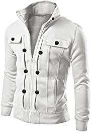 Amazon.com: White - Jackets &amp Coats / Clothing: Clothing Shoes