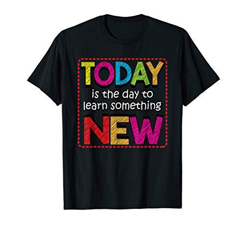Growth Mindset Shirt - Teacher Positive Quotes Shirt Gift