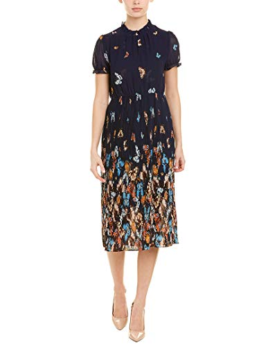 Price comparison product image GYALWANA Womens Midi Dress,  8 Blue
