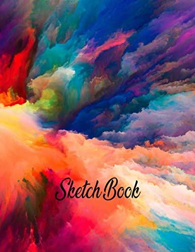 Sketch Book: Personalized Sketchbook and Drawing Pad, 120 Pages of 8.5x11 Blank Paper for Sketching and Creative Doodling. Notebook and Doodle Pad ... and Journal (Sketch pads for drawing / Vol.4)