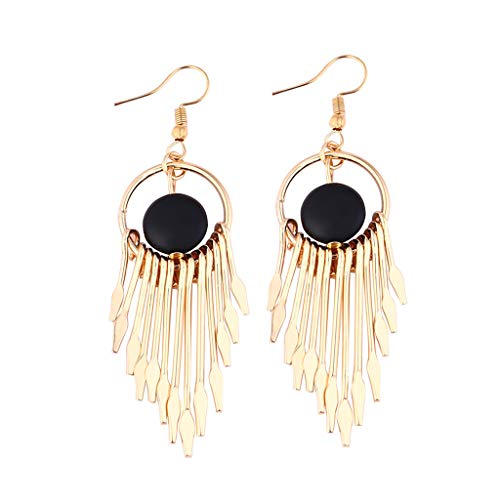 Redvive Top Fashion Simple European and American Earrings Wild Ladies Fashion Jewelry