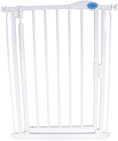 Bettacare - Puerta de escalera extra estrecha (61-66,5 cm): Amazon.es: Bebé