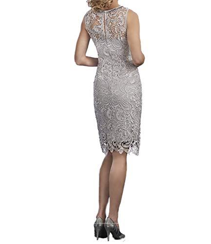 Kurzes Charmant Damen Rosa Festlichkleider Partykleider Spitze Abendkleider Promkleider Lila Knielang afRpcfq0wr