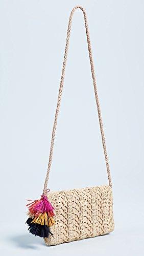 Y Women's Anabel Cross Body Mar Sol Bag Natural Crochet 6q4wdBAO