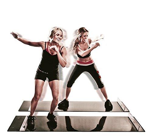 Obsidian Slide Board pro – gleitbahn 180 cm   Il Rivoluzionario da allenamento, il quasi ogni muscolo gruppo trainiert