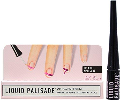 Liquid Palisade - Better Than Nail Polish Remover - Liquid Tape for Nails - French Manicure - Nail Art - Polish Perfection