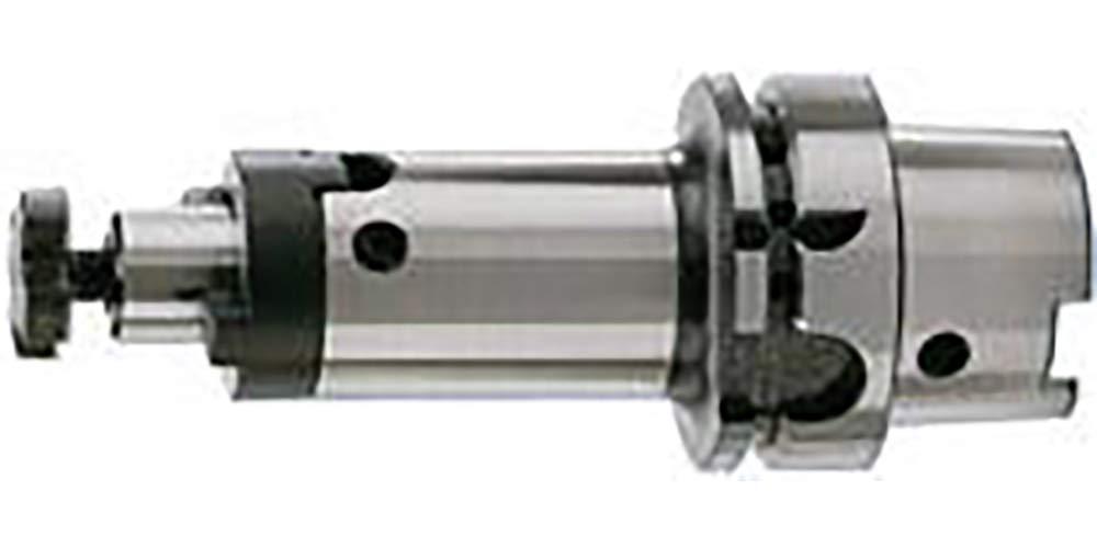 Version HSK-A63 22 mm Diameter Short Haimer A63.040.22 Combination Shell End Mill Adapter