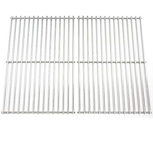 - Direct store Parts Kit DS118 Solid Stainless Steel Cooking grids Replacement Charbroil, DCS,Kenmore Sears, Master Chef Gas Grill
