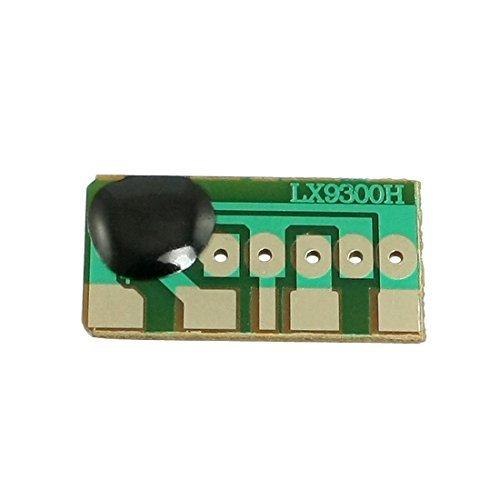 (eDealMax Rettangolo Forma TRE Ringing campanello Musica sana Chip Card)