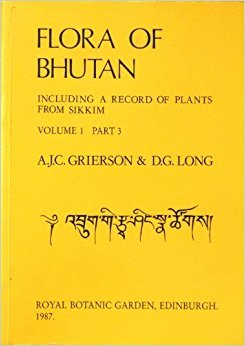 Download Flora of Bhutan Volume 1 Part 3 Including a Record of Plants from Sikkim: v. 1, Pt. 3 pdf