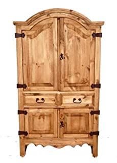 Merveilleux Rustic Western Promo Small Sierra Armoire