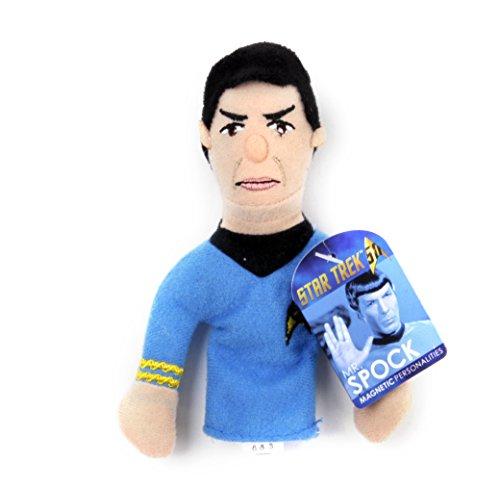 Spock Finger Puppet and Refrigerator Magnet - Original St...
