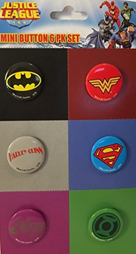 dc-comics-justice-league-mini-button-set-6-pack