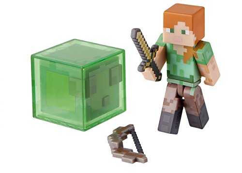Minecraft 3-inch Alex Figure with Accessory