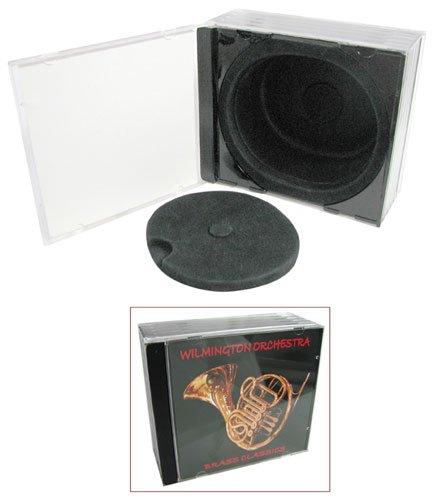 (Secret Compartment CD Safe-- Looks Like (6) Classical CDs!)
