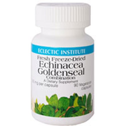 Echinacea - Goldenseal - Freeze Dried Concentrate Eclectic Institute 90 ()