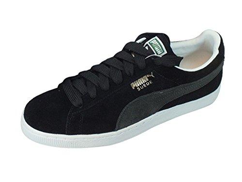 Puma Suede Classic schwarz
