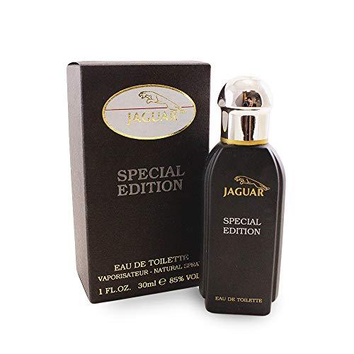 - Jaguar Special Edition Eau de Toilette Spray for Men, 1 Ounce
