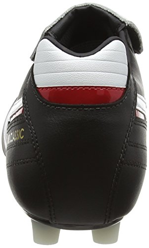 White Football Competition Black Md Men's Mizuno Morelia Shoes Red Classic Black qz1ZZU