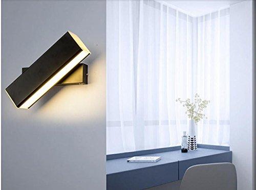 Liyan led applique da parete illuminazione muro lampade da parete