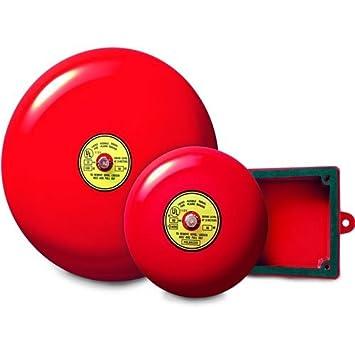 Gentex GB6-120 Fire Alarm Bell 120VAC 6