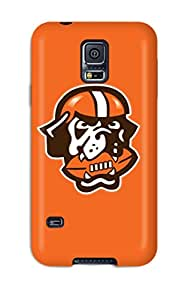 S5 Scratch-proof Protection Case Cover For Galaxy/ Hot Cleveland Browns Phone Case