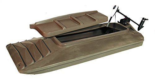 Beavertail Final Attack Portable Pit Blind, Marsh Brown